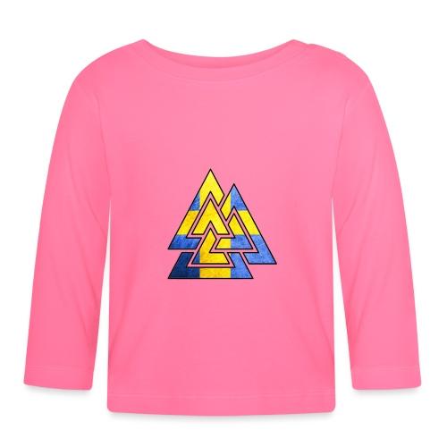 Sweden - Långärmad T-shirt baby