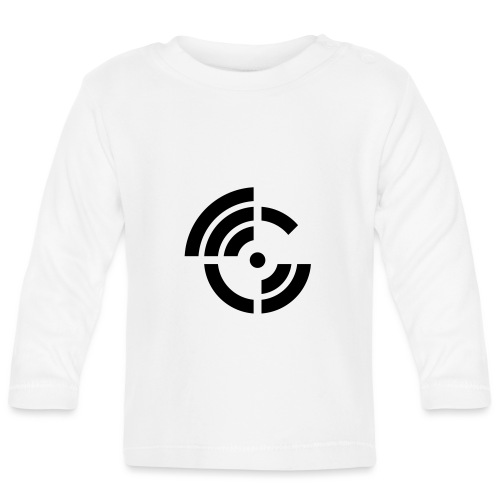electroradio.fm logo - Baby Long Sleeve T-Shirt