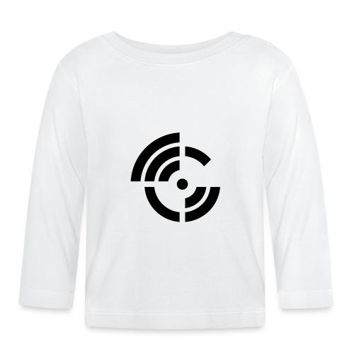 electroradio.fm logo - Baby Long Sleeve T-Shirt