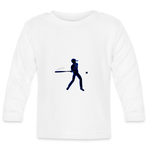 JOUEUR BASEBALL - T-shirt manches longues Bébé