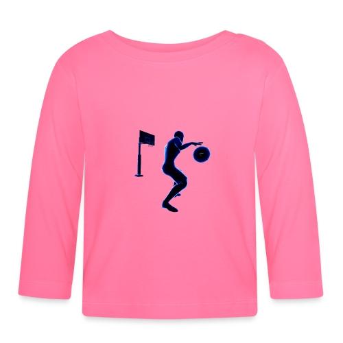 Joueur Basket - T-shirt manches longues Bébé