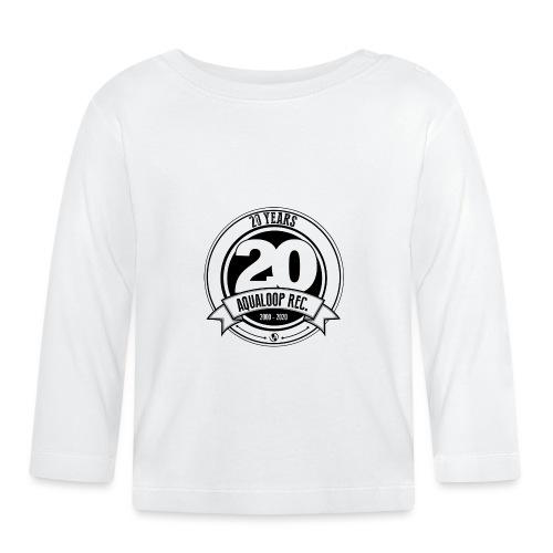 20Y Aqualoop Records - Baby Long Sleeve T-Shirt