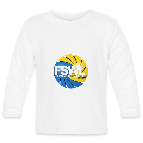 From Sweden With Love (FSWL) - Långärmad T-shirt baby
