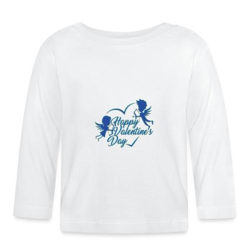 Valentine Day - Långärmad T-shirt baby