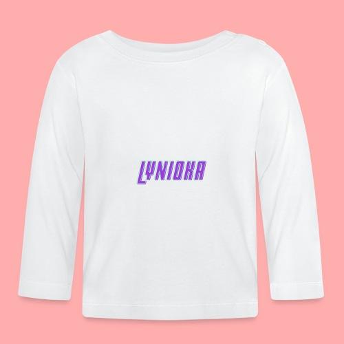 Lynioka Logo - T-shirt manches longues Bébé