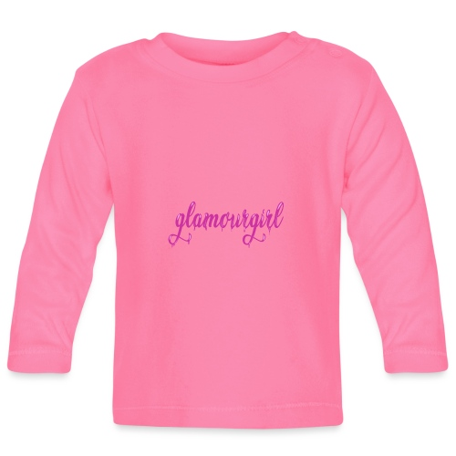 Glamourgirl dripping letters - T-shirt