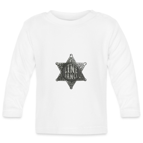 Line dance Sheriff star - T-shirt