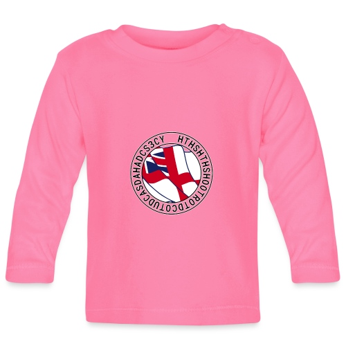 Hands to Harbour Stations (DC) - Baby Long Sleeve T-Shirt