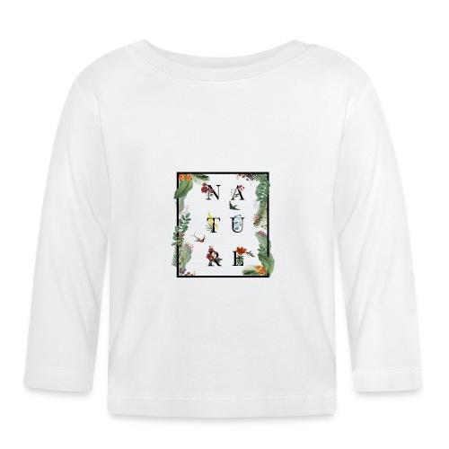 69 nature - Baby Langarmshirt