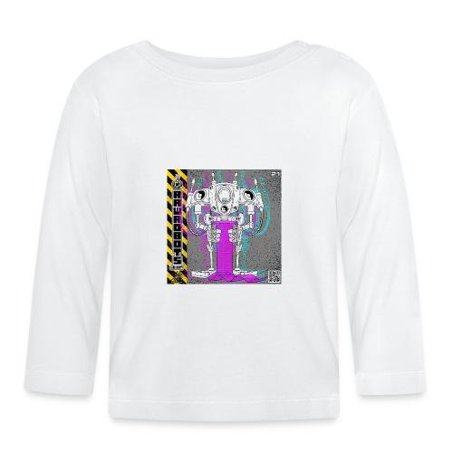 The S.P.E.E.C.H. Robot! - Langærmet babyshirt