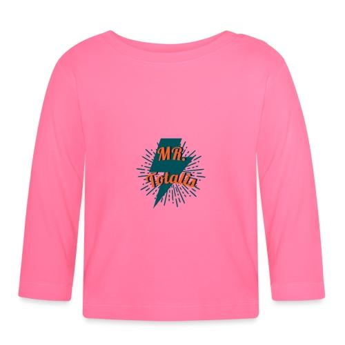 Esempio Logo o Stampa! - Maglietta a manica lunga per bambini