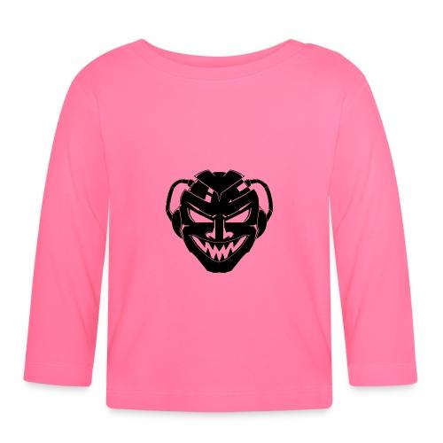 logoSEUA black - Långärmad T-shirt baby