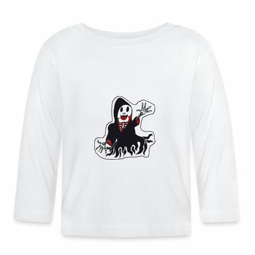 la faucheuse rigolote - T-shirt manches longues Bébé