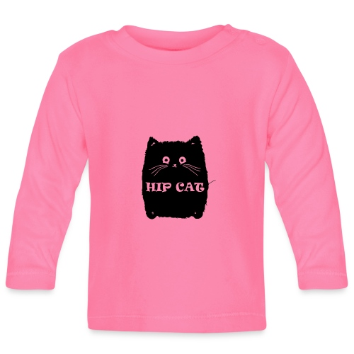 HIP CAT - T-shirt manches longues Bébé