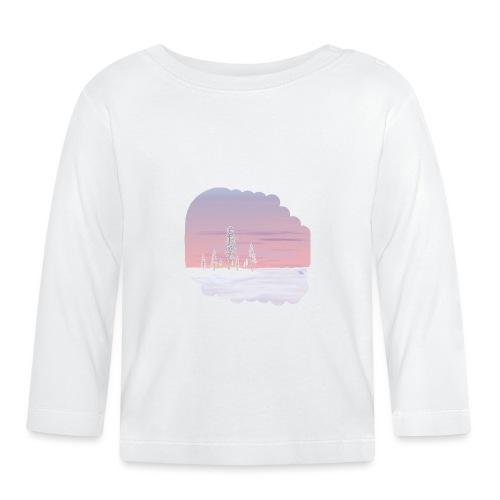 Un printemps précoce - T-shirt manches longues Bébé