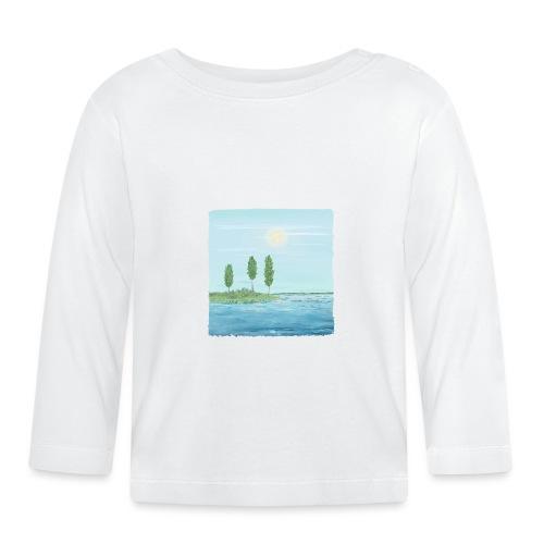 zomertijd - T-shirt manches longues Bébé