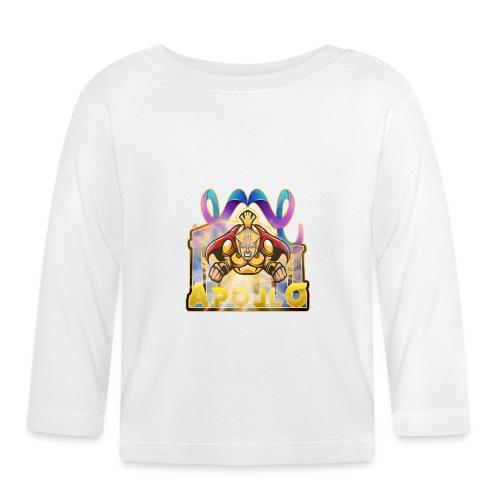 APOLLO - Gott des Lichts, der Heilung, der Musik.. - Baby Langarmshirt