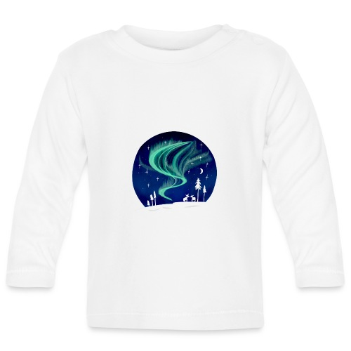 Magische nacht - T-shirt manches longues Bébé