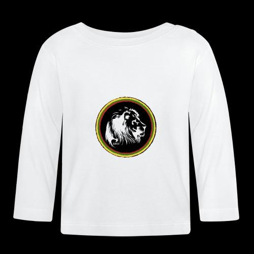 LION HEAD SISSOR CUT UNDERGROUND SOUNDSYSTEM - Baby Langarmshirt