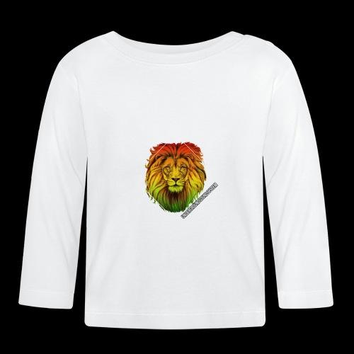 LION HEAD - UNDERGROUNDSOUNDSYSTEM - Baby Langarmshirt