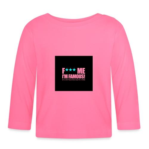 FMIF Badge - T-shirt manches longues Bébé