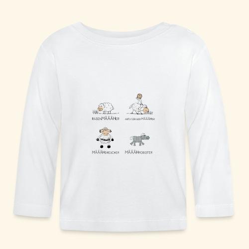 MÄÄÄHen - Baby Langarmshirt