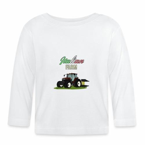 Italian Farm official T-SHIRT - Maglietta a manica lunga per bambini