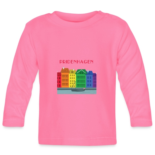 PRIDENHAGEN NYHAVN T-SHIRT - Langærmet babyshirt