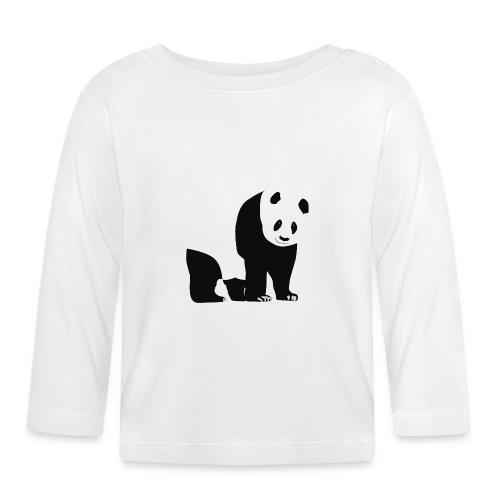 Panda - Vauvan pitkähihainen paita