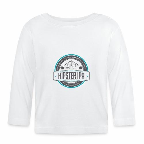 Hipster IPA - Baby Long Sleeve T-Shirt