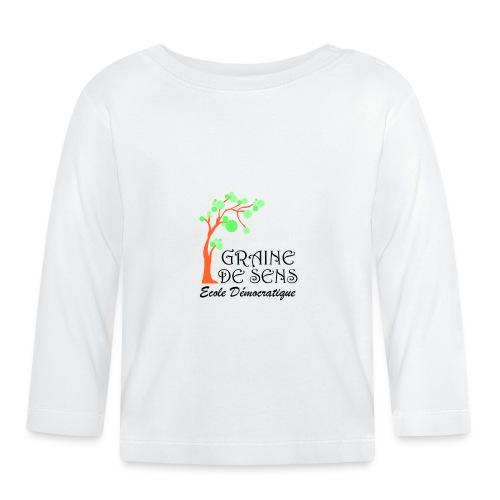 logo GDS - T-shirt manches longues Bébé