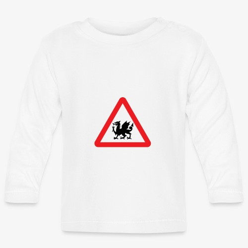 Welsh Dragon - Baby Long Sleeve T-Shirt