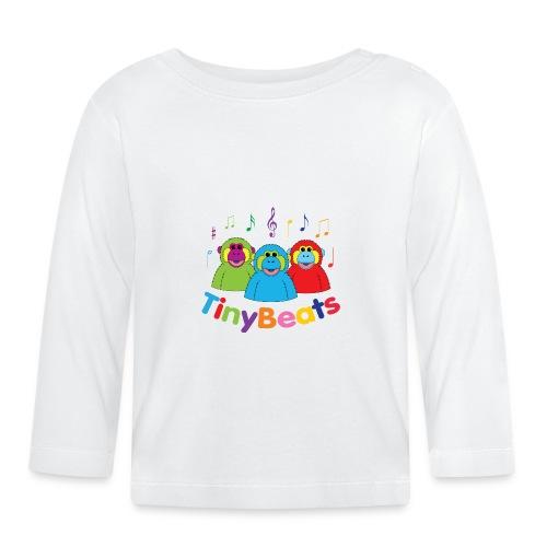 TinyBeats - Baby Long Sleeve T-Shirt