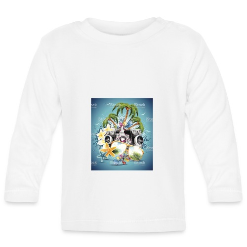 Music - Långärmad T-shirt baby