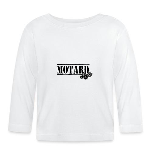 Motard Logo - Maglietta a manica lunga per bambini