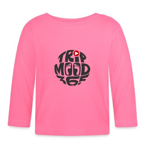 TRIPMOOD365 Traveler Clothes and Products - Vauvan pitkähihainen paita