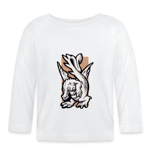 dragolino - Maglietta a manica lunga per bambini