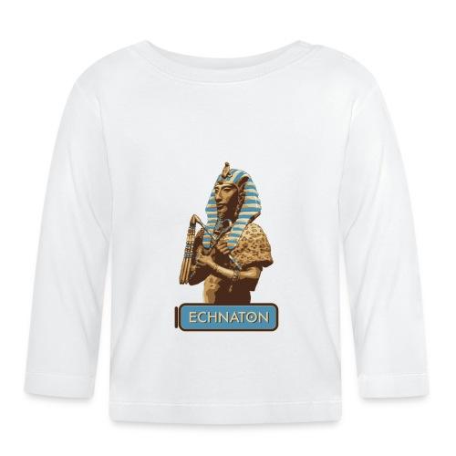 Echnaton – Sonnenkönig von Ägypten - Baby Langarmshirt