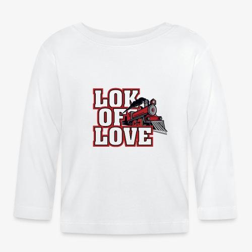 LOK OF LOVE 3 - Baby Langarmshirt