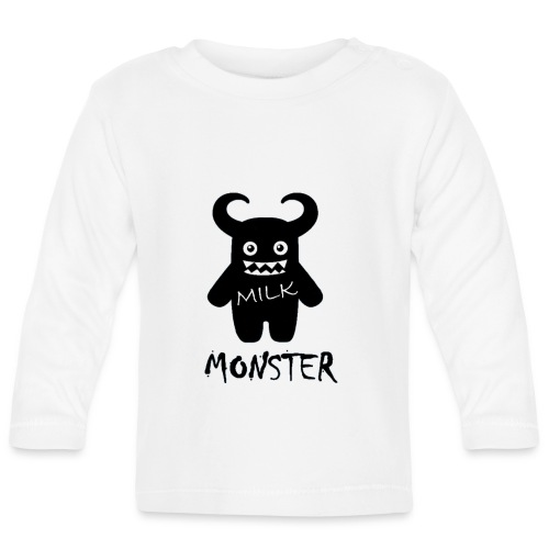 Milk Monster - Baby Long Sleeve T-Shirt