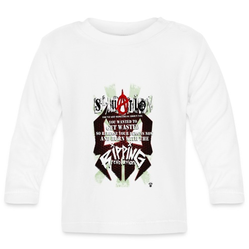 SITUATION - Baby Long Sleeve T-Shirt
