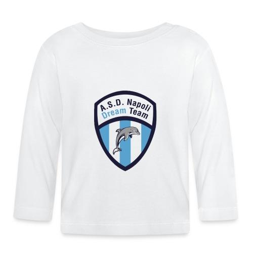 NDT logo - Maglietta a manica lunga per bambini