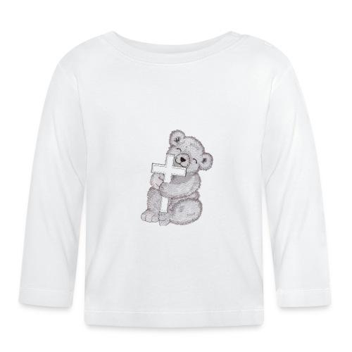 Loggis - Långärmad T-shirt baby