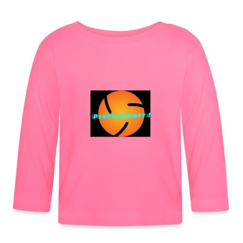 LOGO PixForCraft (Le logo de Juin 2017) - T-shirt manches longues Bébé