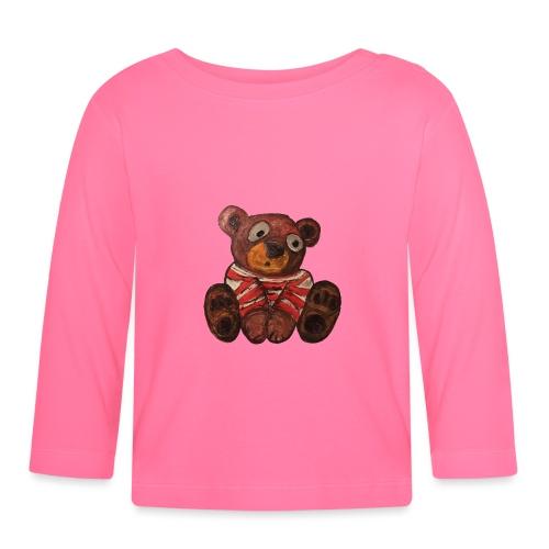 Teddy bear - Maglietta a manica lunga per bambini