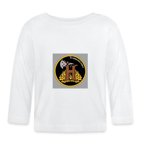 THbutton 32Srgb400 - Vauvan pitkähihainen paita