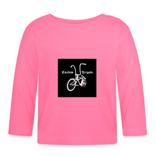 badge001 - T-shirt manches longues Bébé
