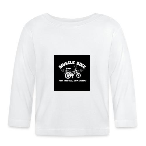 badge013 - T-shirt manches longues Bébé