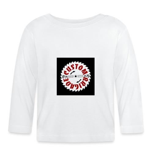 badge015 - T-shirt manches longues Bébé