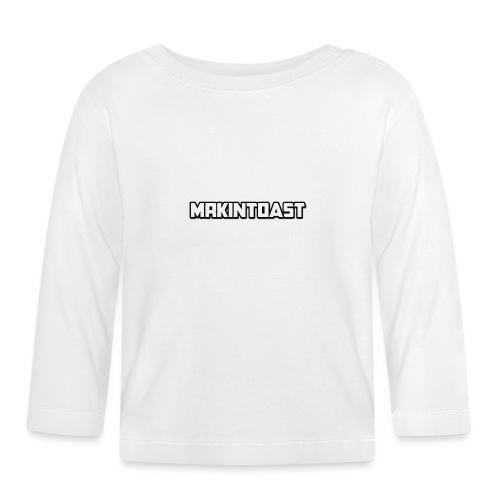 MrKinToast - Baby Long Sleeve T-Shirt